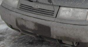 Ежедневно в Башкирии за грязные номера останавливают около 400 водителей