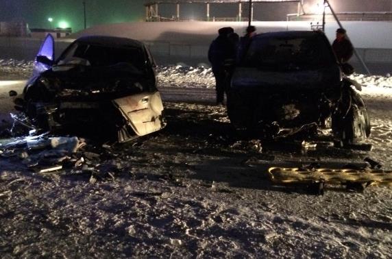 Возле Салавата произошла страшная авария, погибла пассажирка