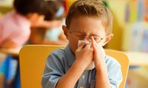 Роспотребнадзор советует не водить детей в детсады из-за свиного гриппа
