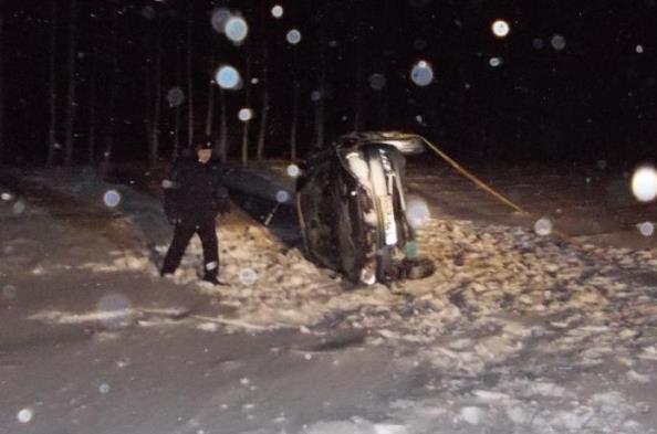 В Илишевском районе Башкирии молодой водитель иномарки погиб в результате ДТП
