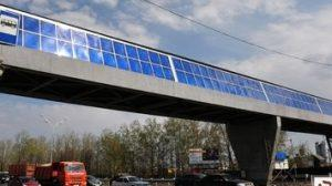 В 2016 году в Уфе планируется построить два надземных перехода