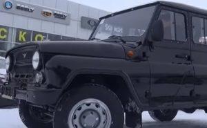 В Уфе на парковке УАЗ сбил 16-летнюю девушку
