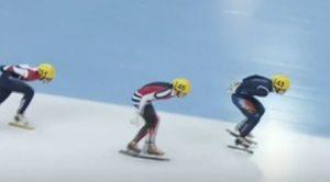 На Кубке мира по шорт-треку спортсмен из Уфы побил мировой рекорд