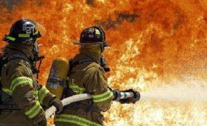 Еще один пожар в Уфе