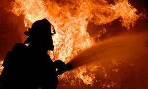 Пожар в Уфе 7 марта на улице Ключевская