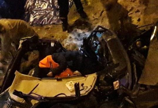 Авария 4 марта на улице Злобина в Уфе