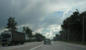 Трасса М-7 «Волга» Москва – Уфа