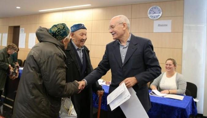 Хамитов на выборах 2016 фото