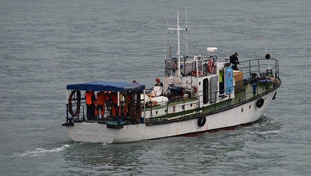 Десять тел подняты на борт спасательного судна с места поисков