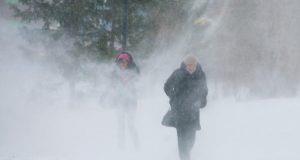Ухудшение погоды 1 января Уфа