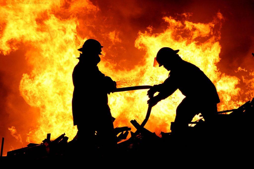 57 пожаров в Башкирии за неделю 2017 года