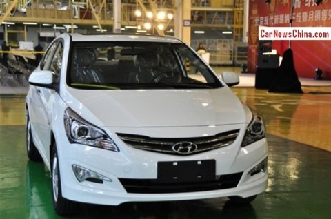 6 февраля будет представлен обновленный Hyundai Solaris