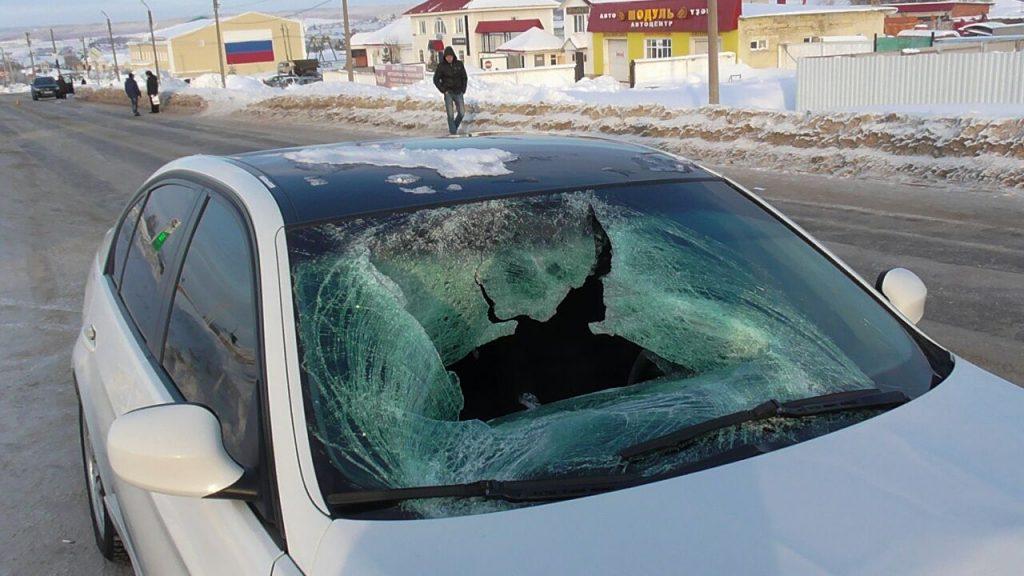 ДТП со смертельным исходом в Куюргазинском районе Башкортостана