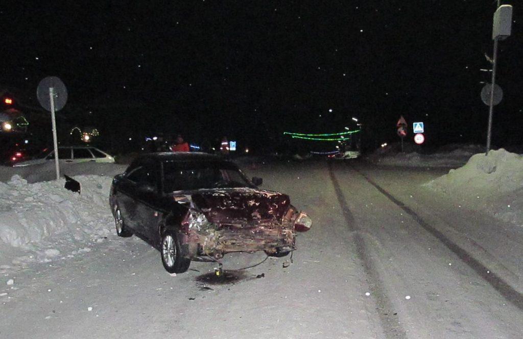 ДТП в Мишкинском районе Башкирии с участием автомобилей ВАЗ-2114 и«Лада Приора»