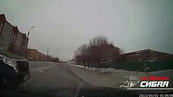 ДТП в городе Сибай- не уступил дорогу.