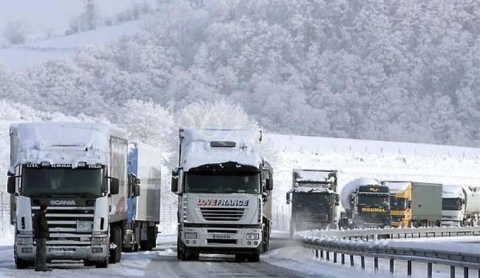 Движение по федеральной трассе М-5 «Урал» восстановлено