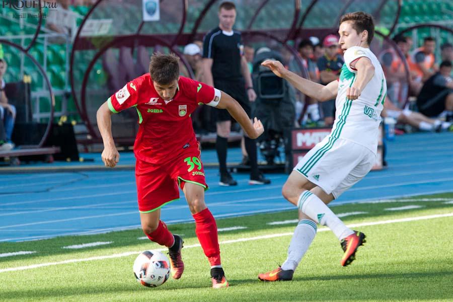 ФК «Уфа» вышел в четвертьфинал Кубка страны