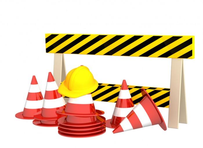 Из-за ремонта моста в Туймазинском районе изменена схема движения