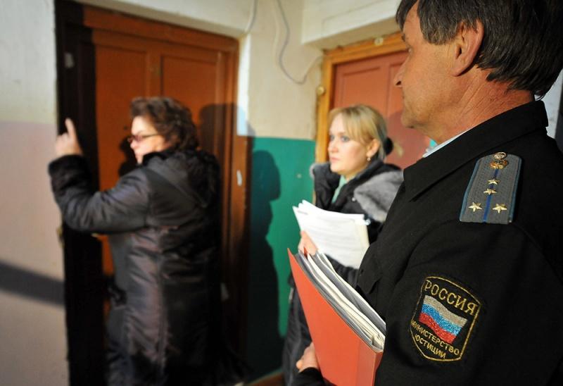 Министерство юстиции РФ предложило забирать у должников единственное жилье