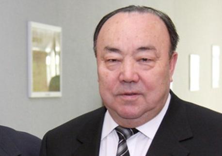 Муртаза Рахимов поздравил жителей Башкирии с Новым 2017 Годом
