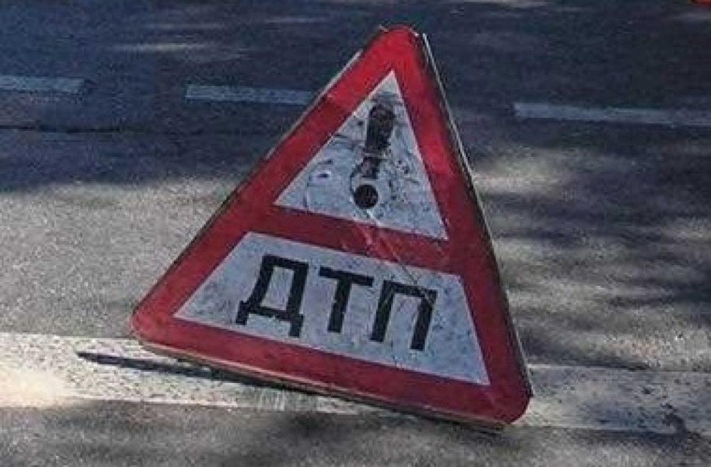 На трассе Тюмень-Ханты-Мансийск произошло ДТП с участием автобуса