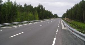 Наиболее опасные участки федеральных дорог в Башкирии.