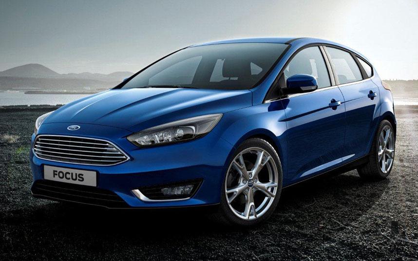 По итогам 2016 года автомобиль Ford Focus лидирует на вторичном рынке России