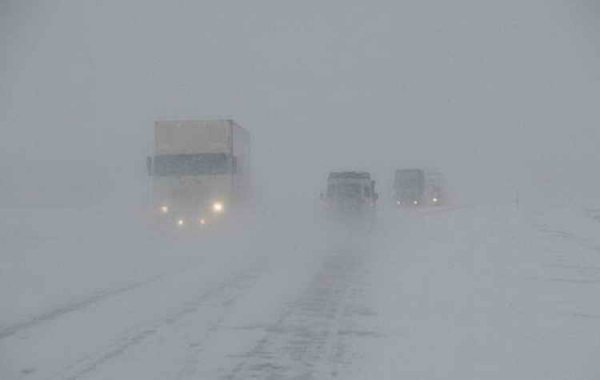 Предупреждение МЧС об ухудшении погодных условий на дорогах Башкирии