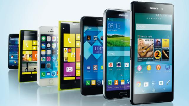 В 2016 году по России возросли продажи смартфонов