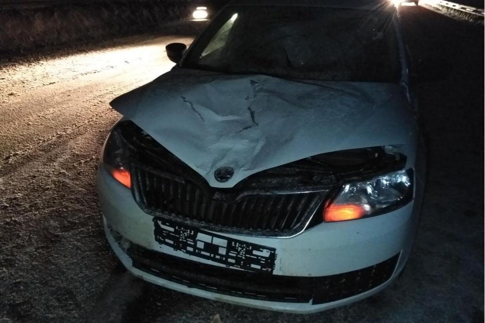 В Аургазинском районе Башкирии произошло смертельное ДТП