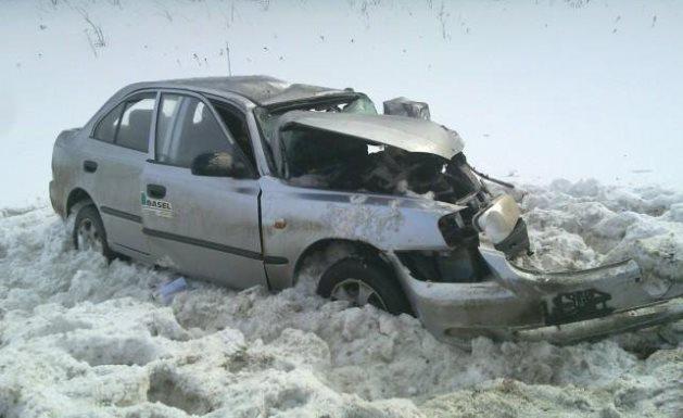 В Башкирии на трассе М-7 произошло второе ДТП со смертельным исходом