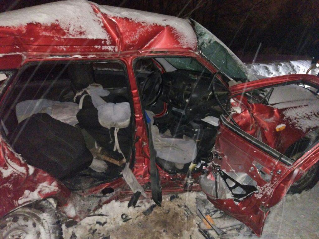 В Башкирии на трассе М7 в ДТП погибли 3 человека