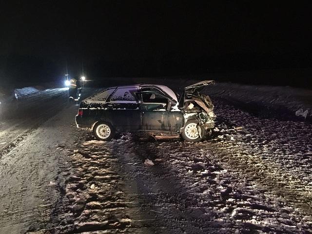 В Башкирии в двух ДТП погибли люди
