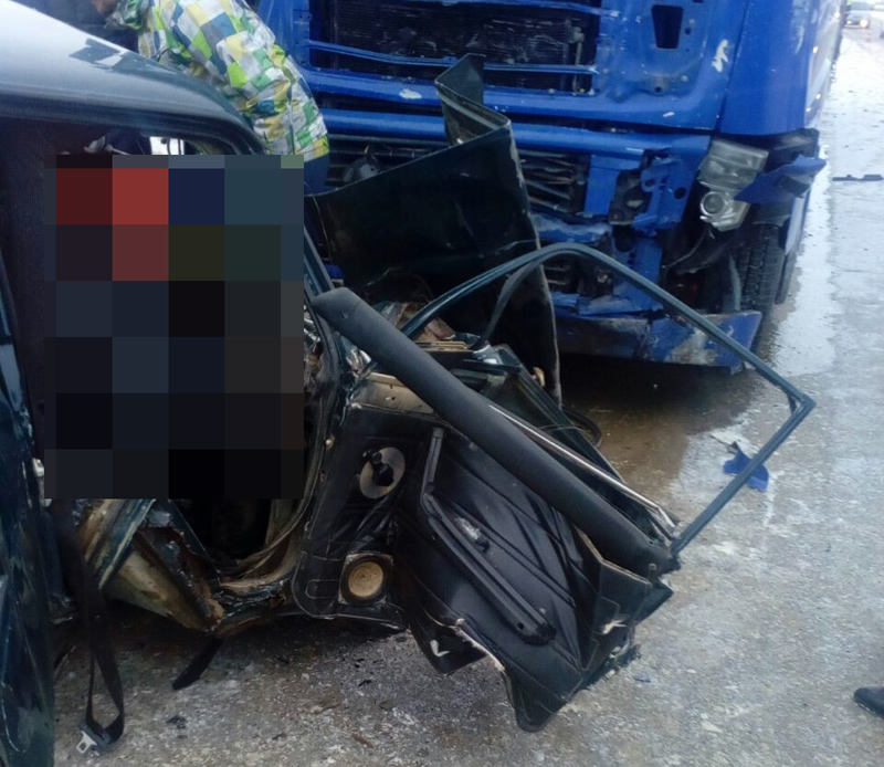 В Кармаскалинском районе Башкирии в ДТП погибли два человека