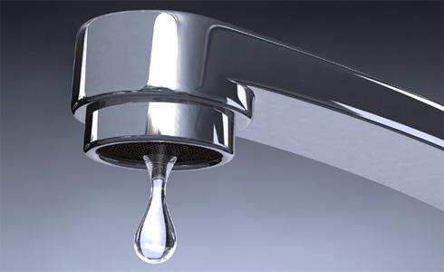 В трех районах Уфы планируется отключение воды