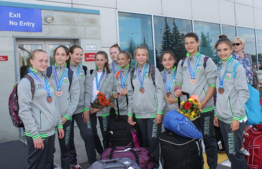 спортсмены из Башкортостана успешно выступили на 50-х летних Международных детских играх